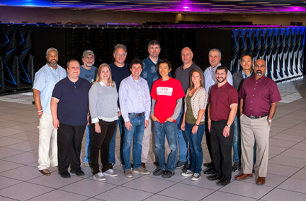 Sierra Integration Team